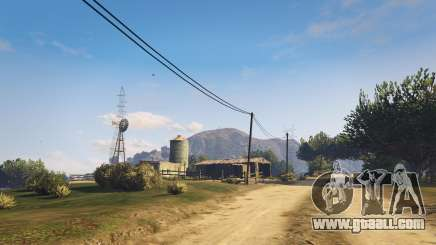 FaRim Mod 1.0 for GTA 5