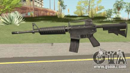 AR-15 (SA Style) for GTA San Andreas