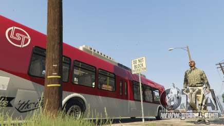 LSTransit Bus Mod 1.0 beta for GTA 5