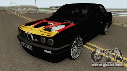 BMW E30 Drifter for GTA San Andreas