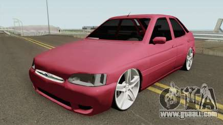 Ford Escort Zetec Edit for GTA San Andreas