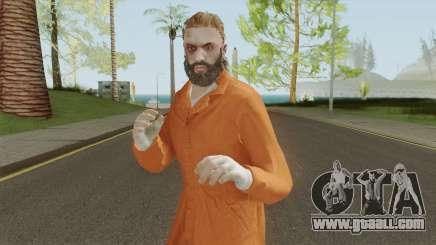 Prisioner GTA Online Con Normalmap for GTA San Andreas