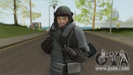 Trevor Phillips Ballistic Armor for GTA San Andreas