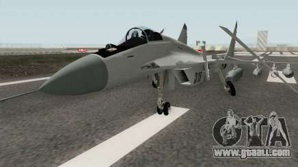 Mikoyan MiG-29K for GTA San Andreas