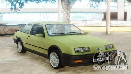 Ford Sierra Hatchback for GTA San Andreas