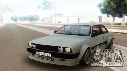 BMW E30 Static Wicked 30s for GTA San Andreas