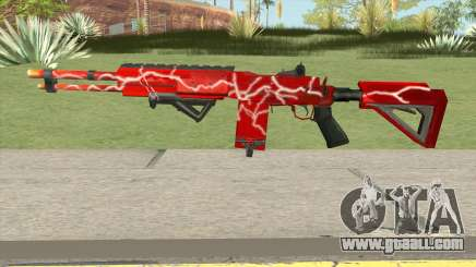 M14EBR SPARK STRIKER for GTA San Andreas