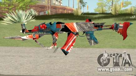 AKM Deep Freeze Bugged for GTA San Andreas