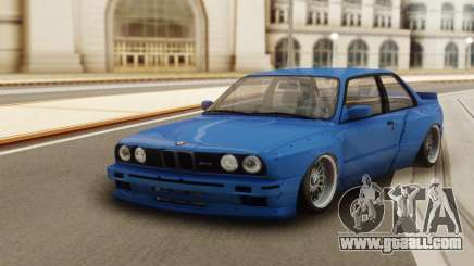 BMW M3 E30 Pandem for GTA San Andreas