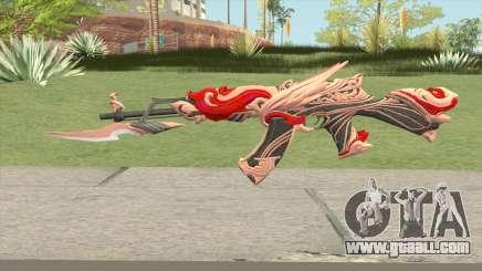 AKM Altair for GTA San Andreas