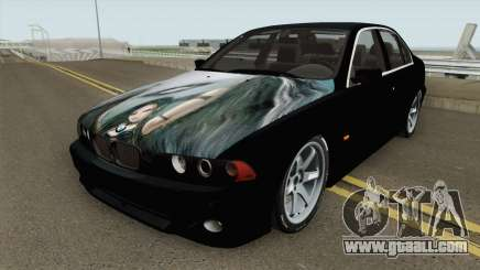 BMW E39 EnesTuningGarageDesign for GTA San Andreas