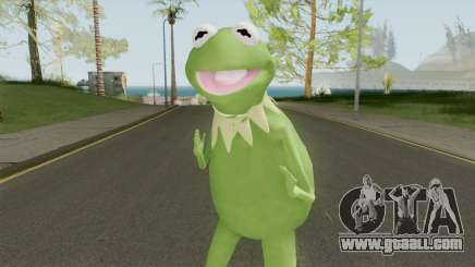Kermit The Frog for GTA San Andreas