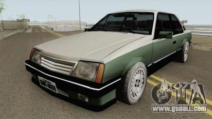 Chevrolet Monza 500 EF 2 Doors for GTA San Andreas