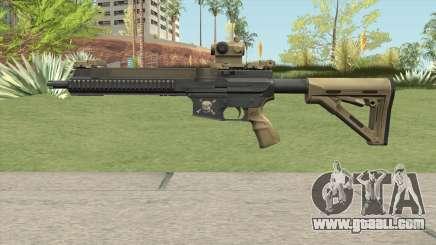 CSO2 AR-57 Skin 1 for GTA San Andreas