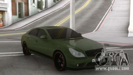 Mercedes-Benz CLS 63 Sedan for GTA San Andreas