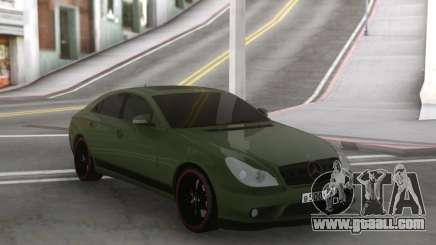 Mercedes-Benz CLS 63 Sedan for GTA San Andreas