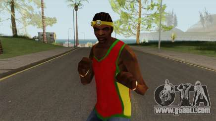 LCS Yardie 1 for GTA San Andreas