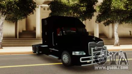 Mack Vision Black for GTA San Andreas