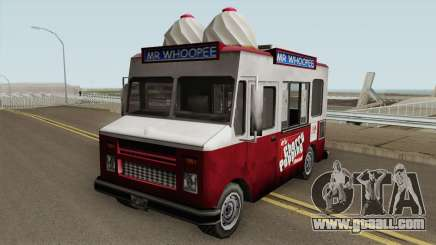 Mr. Whoopee from VC for GTA San Andreas
