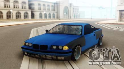 BMW E36 UTE for GTA San Andreas