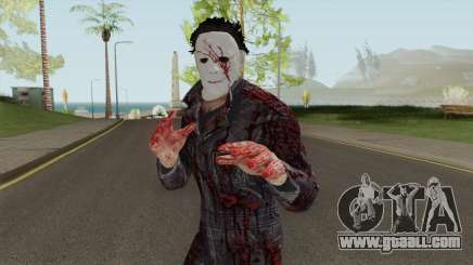 Michael Myers From Dead By Daylight for GTA San Andreas