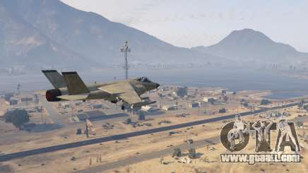 Super Sonic (Higher Aircraft Speed Altitude) for GTA 5