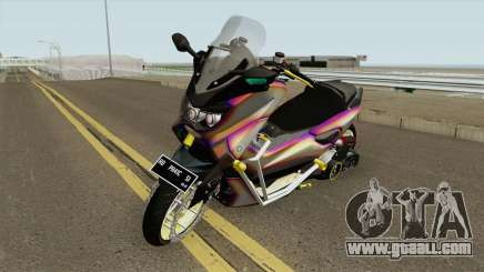 Yamaha NMax Lowrider for GTA San Andreas