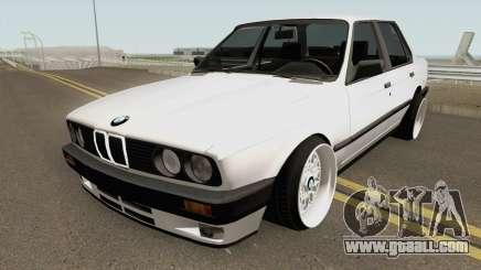 BMW 325i HQ for GTA San Andreas