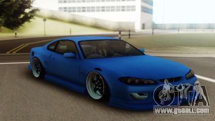 Nissan Silvia S15 Moze-R for GTA San Andreas