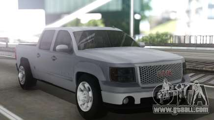 GMC Sierra Denali for GTA San Andreas