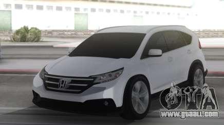 Honda CR-V 2013 for GTA San Andreas