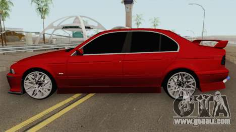 BMW M5 540i for GTA San Andreas