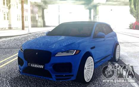 Jaguar F-Pace Hamann for GTA San Andreas