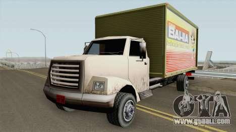 Yankee Service Truck TCGTABR for GTA San Andreas
