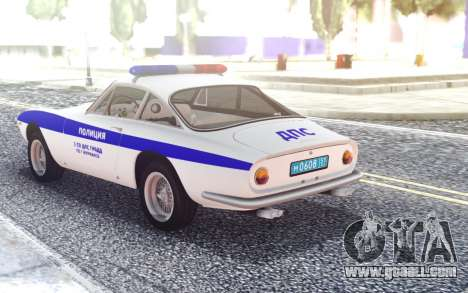 Ferrari F250 GT - SB traffic police for GTA San Andreas