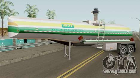New Petro Trailer for GTA San Andreas