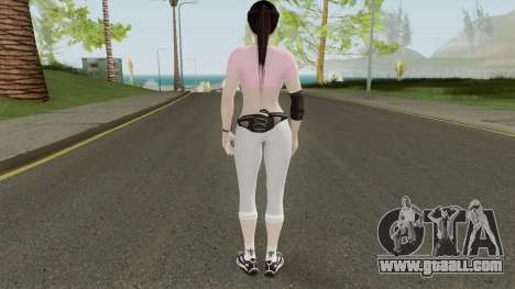 Kokoro (Sport Leggings) From DOA5LR for GTA San Andreas