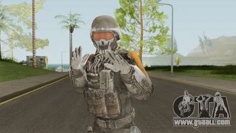 Spec Ops: The Line - Elite Heavy for GTA San Andreas