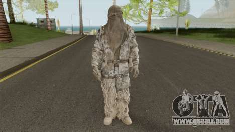 Spec Ops: The Line - Sniper for GTA San Andreas