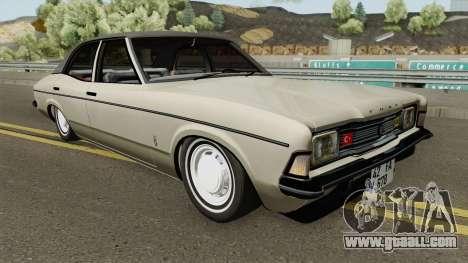 Ford Cortina Mk3 for GTA San Andreas