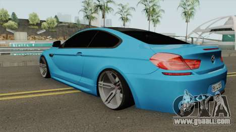 BMW M6 SlowDesign 2013 for GTA San Andreas