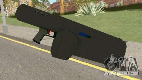 GTA Online (Arena War) Rifle for GTA San Andreas
