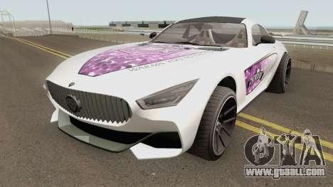 Benefactor Schlagen GTR GTA V for GTA San Andreas