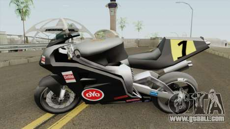Beta NRG-500 for GTA San Andreas