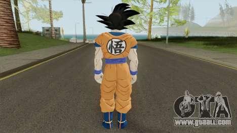 Goku for GTA San Andreas