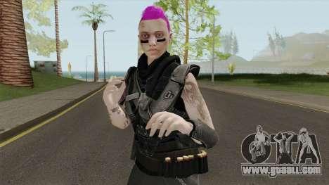 GTA Online: Arena Wars - Wastelander for GTA San Andreas