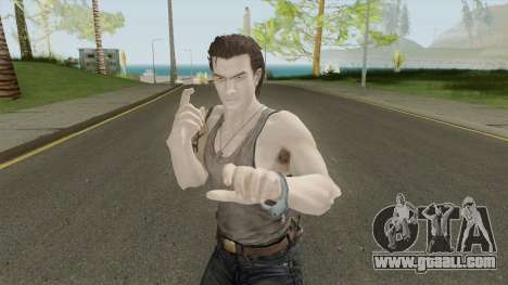 Billy Coen from Resident Evil Zero HD Remaster for GTA San Andreas