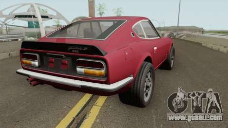 Nissan 240Z 1969 for GTA San Andreas