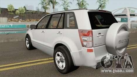 Suzuki Grand Vitara 2008 (US-Spec) for GTA San Andreas