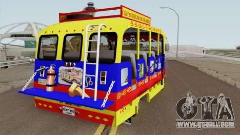 GMC 3100 Bus Escalera for GTA San Andreas